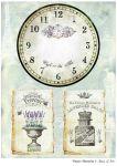 Декупажные карты Memoirs 5 30 гр/см2
