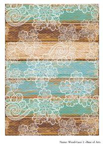 Wood+Lace 2  30 гр/м2